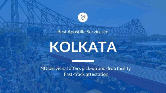 Apostille Services in kolkata