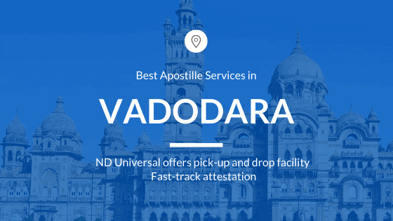 Apostille Services in vadodara