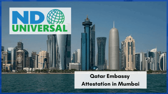 Qatar Embassy Attestation in Mumbai